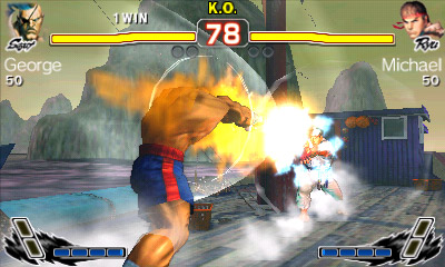 Super Street Fighter IV 3D Edition Videos