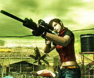 Resident Evil: The Mercenaries 3D Chat