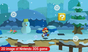 Paper Mario: Sticker Star Screenshot from Shacknews