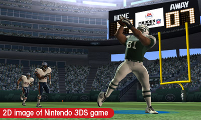 Madden NFL Football Files
