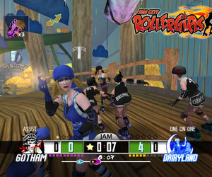 Jam City Rollergirls Screenshots