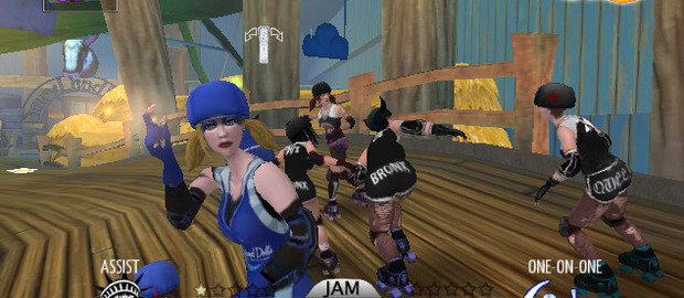 Jam City Rollergirls News