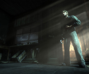 Silent Hill: Downpour Files