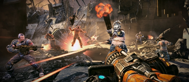 Bulletstorm News