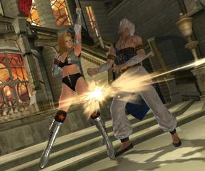 Dead or Alive Dimensions Screenshots