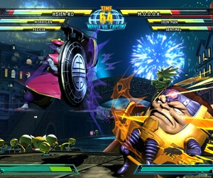 Marvel vs. Capcom 3: Fate of Two Worlds Chat