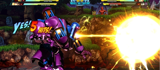 Marvel vs. Capcom 3: Fate of Two Worlds News