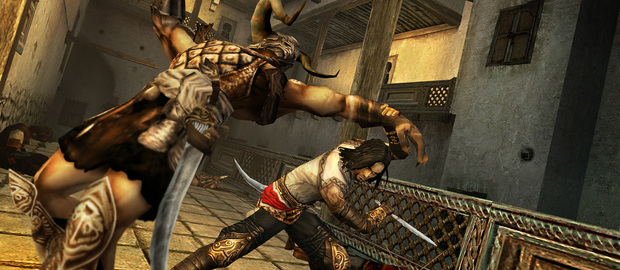 Prince of Persia Trilogy HD News