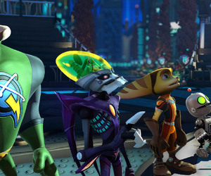 Ratchet & Clank: All 4 One Files