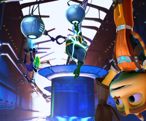 Ratchet & Clank: All 4 One Chat