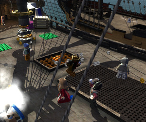 LEGO Pirates of the Caribbean: The Video Game Files