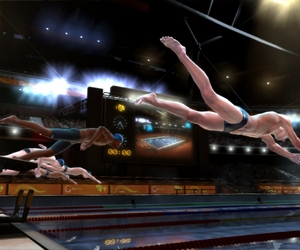Untitled Michael Phelps Game Screenshots