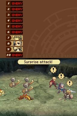 Radiant Historia Screenshots