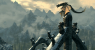 First footage of Elder Scrolls V: Skyrim released