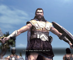 Warriors: Legends of Troy Screenshots