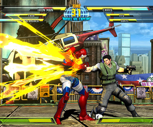 Marvel vs. Capcom 3: Fate of Two Worlds Files
