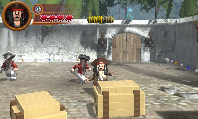 LEGO Pirates of the Caribbean: The Video Game Screenshots