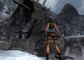 Tomb Raider: Anniversary Screenshot from Shacknews
