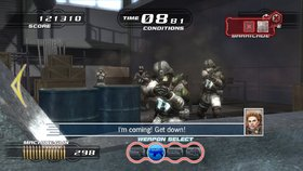 Time Crisis 4 Screenshot from Shacknews