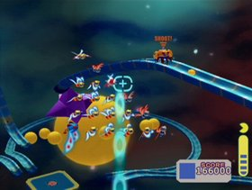 Namco Museum Remix Screenshot from Shacknews