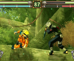 Naruto: Ultimate Ninja Heroes Videos