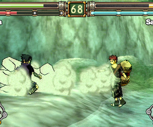 Naruto: Ultimate Ninja Heroes Screenshots