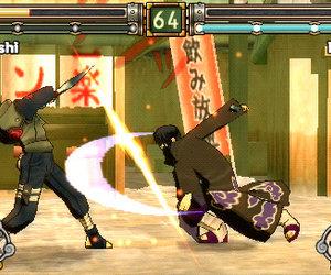 Naruto: Ultimate Ninja Heroes Screenshots