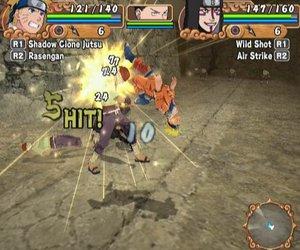 Naruto: Uzumaki Chronicles 2 Chat