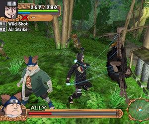 Naruto: Uzumaki Chronicles 2 Screenshots