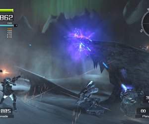 Lost Planet: Extreme Condition Screenshots