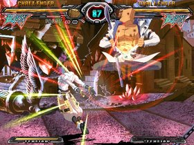 Guilty Gear XX Accent Core Screenshot from Shacknews