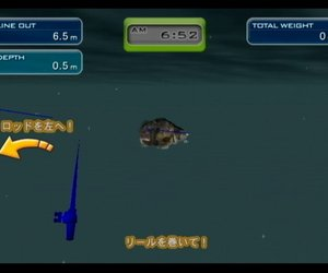 Hooked! Real Motion Fishing Screenshots