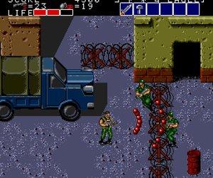 Bloody Wolf Screenshots