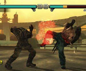 Tekken 5: Dark Resurrection Screenshots
