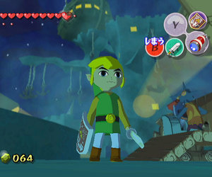 The Legend of Zelda: The Wind Waker Chat