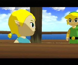 The Legend of Zelda: The Wind Waker Screenshots