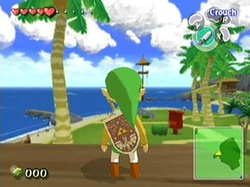 Legend of Zelda: The Wind Waker Screenshot from Shacknews