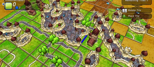Carcassonne News