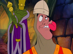 Dragon's Lair Screenshots