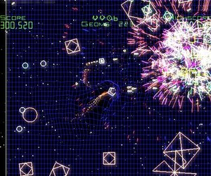 Geometry Wars: Galaxies Screenshots