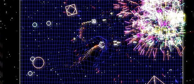 Geometry Wars: Galaxies News