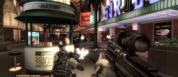Tom Clancy's Rainbow Six Vegas News