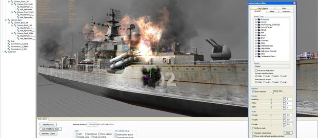 World in Conflict News