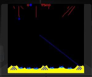 Missile Command Screenshots
