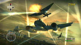 Blazing Angels 2: Secret Missions of WWII Screenshot from Shacknews
