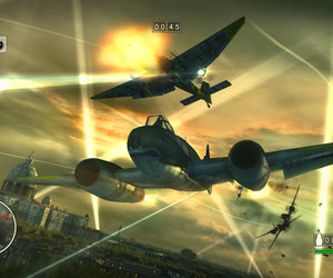 Blazing Angels 2: Secret Missions of WWII Screenshots