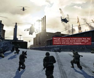 World in Conflict Screenshots