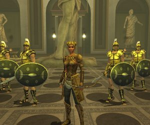 Gods & Heroes: Rome Rising Screenshots