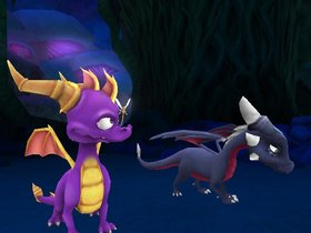 Spyro: The Eternal Night Screenshot from Shacknews