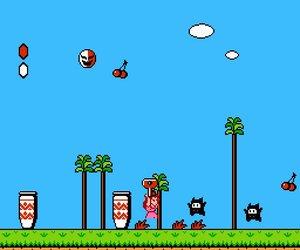 Super Mario Bros. 2 Screenshots